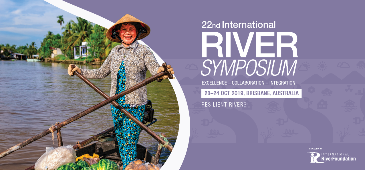 22nd International Riversymposium