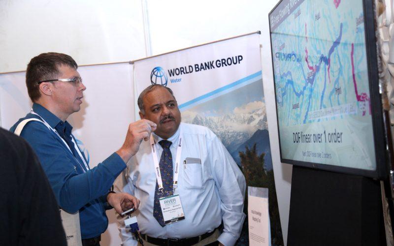 World Bank Booth