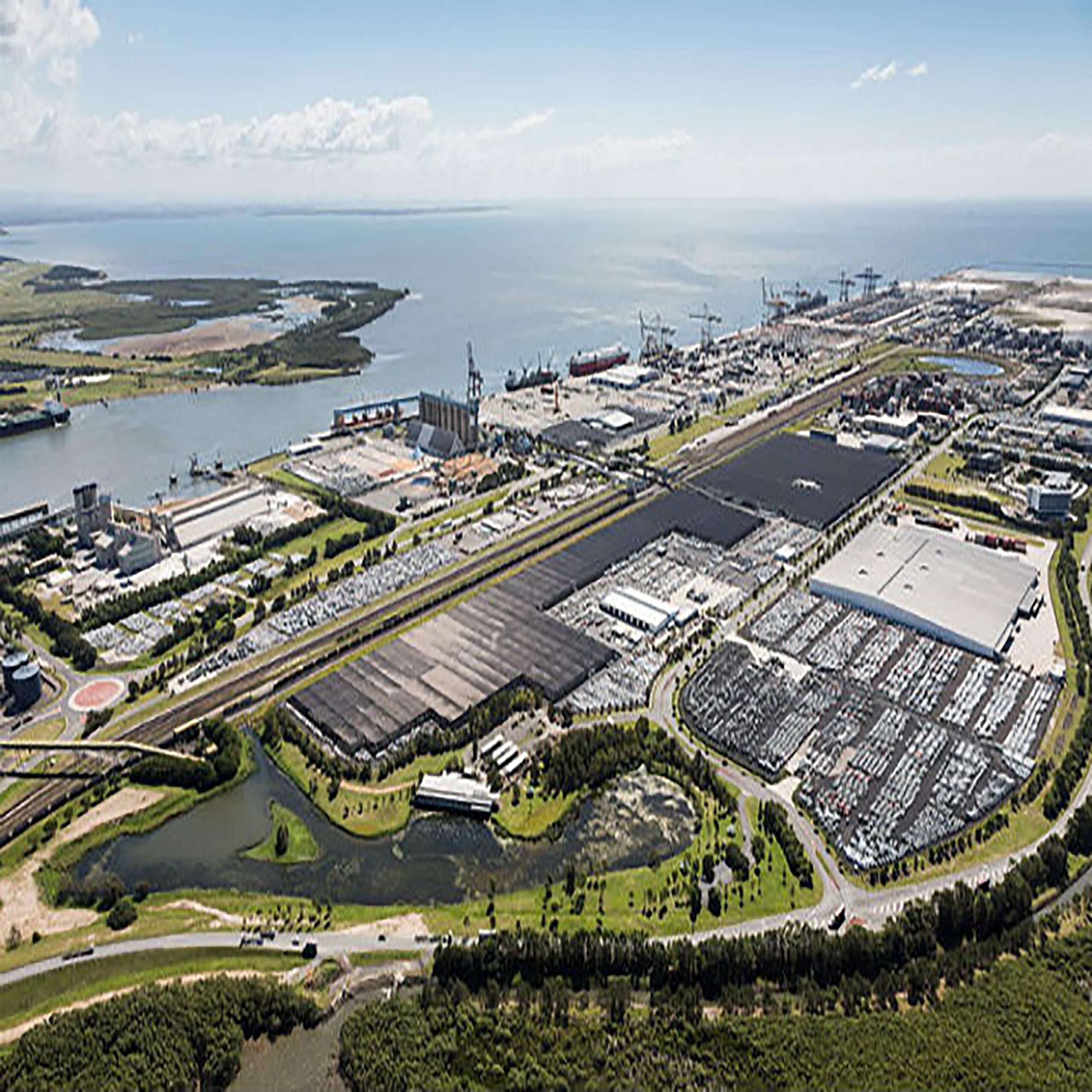 Port of Brisbane Environment Tour