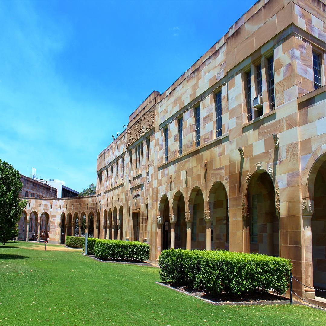 University of Queensland Green Building Tour